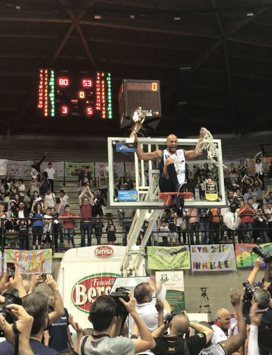 Briantea84 - Finale scudetto 2016/2017