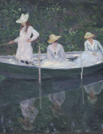 En norvégienne (vers 1887) - olio su tela; 97,5x130,5 cm; inv. RF 1944 - Paris, Musée d'Orsay - © RMN-Grand Palais (musée d'Orsay) /Hervé Lewandowski