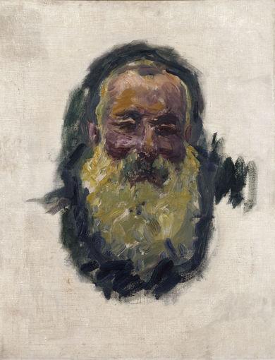 Portrait de l'artiste (1917) - olio su tela; 70,5x55 cm; inv. RF 2623 - Paris, Musée d'Orsay © RMN-Grand Palais (musée d'Orsay) /Jean-Gilles Berizzi