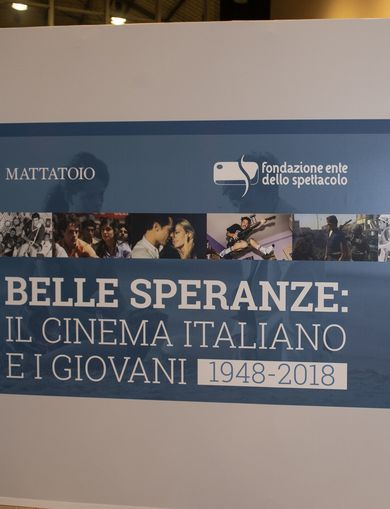 "Inauguration of Exhibition ""Belle Speranze"""
