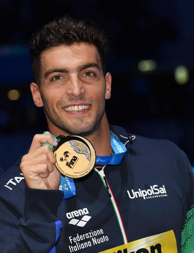 G. Detti - gold medal 800 sl