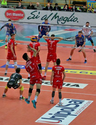 Volleyball League Serie A Calzedonia Verona