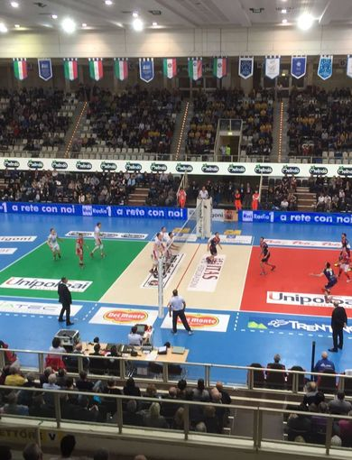 Volleyball League Serie A Diatec Trentino