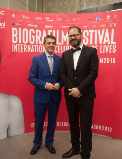 Inaugurazione Biografilm Festival 2016