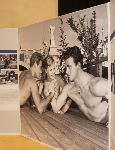 "Inauguration of Exhibition ""Belle Speranze"""