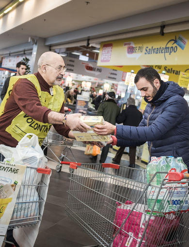 19th National Food Collection Day 2015