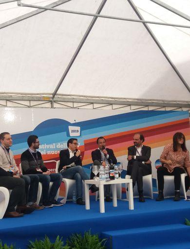 Vittorio Verdone interviene al Festival della Tv