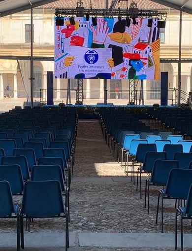 Screen stage festival Mantua 2021