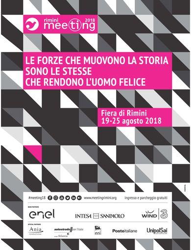 Manifesto Meeting di Rimini 2018