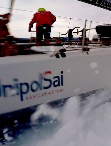 Maserati and Giovanni Soldini all set for the Rolex Sydney-Hobart Yacht Race