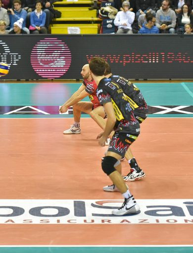 Volleyball League Serie A