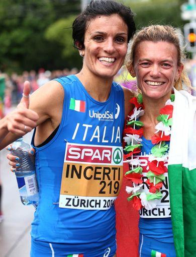 Campionati Europei di Zurigo UnipolSai sponsor FIDAL