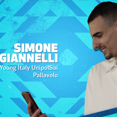 Step by Step - Simone Giannelli
